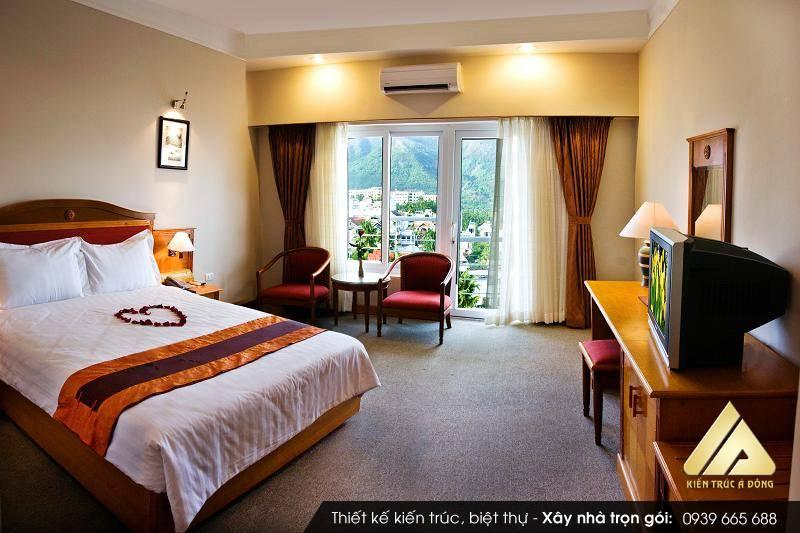 Mẫu khách sạn 3 sao