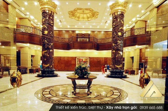 Mẫu khách sạn 5 sao