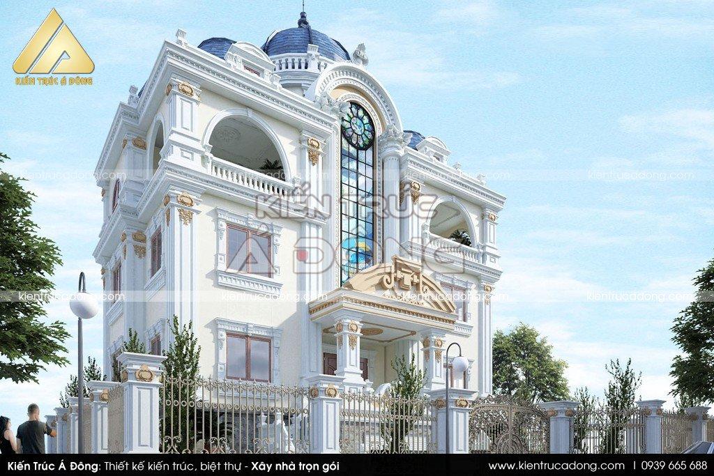 Hỏi nên thiết kế biệt thự cổ điển hay hiện đại?