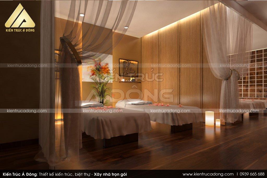 Thiết kế nội thất spa đẹp