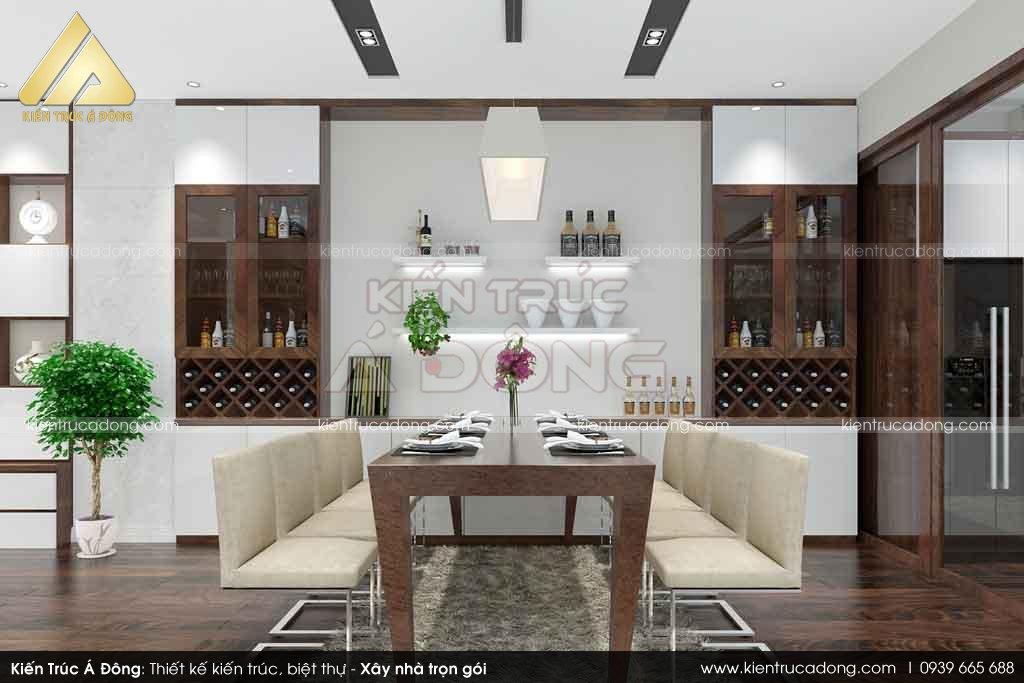 Thiết kế và thi công nội thất nhà phố đẹp