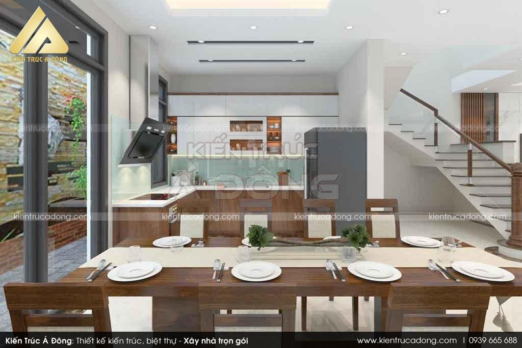 Thiết kế biệt thự hiện đại 3 tầng tại Từ Sơn - Bắc Ninh