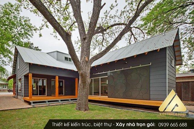 TOP 10 mẫu nhà mái thái chữ l hiện đại được đánh giá cao