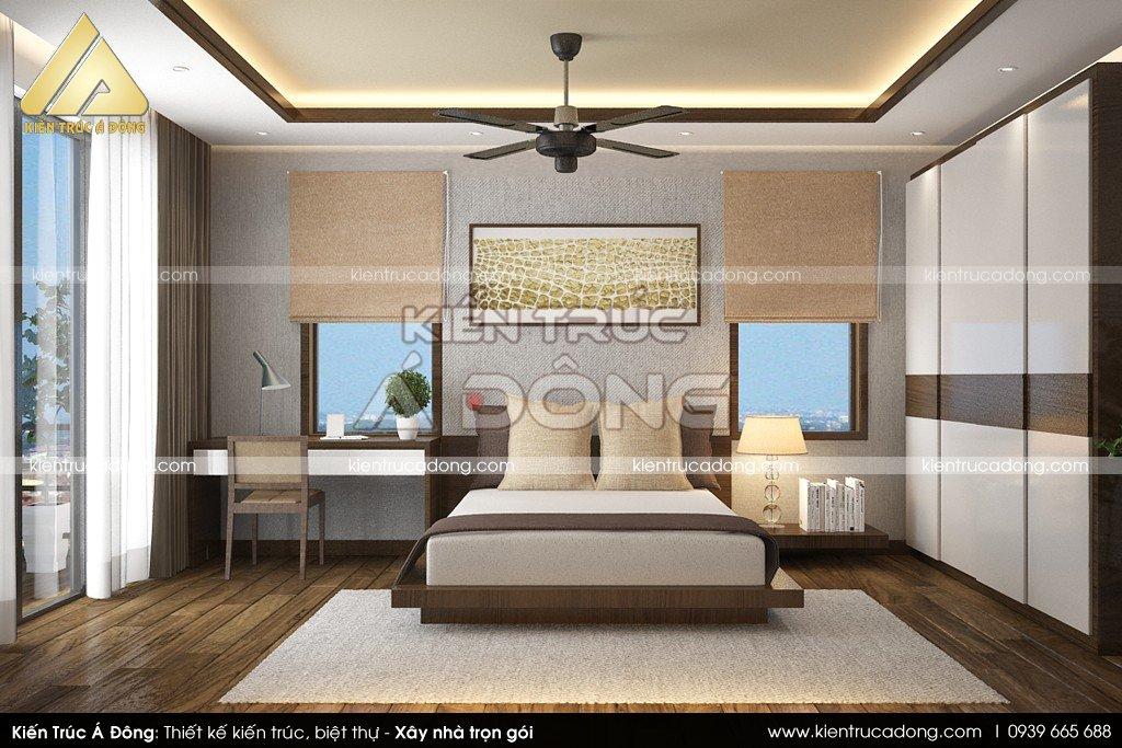 Thiết kế nội thất chung cư đẹp, hiện đại, trẻ trung, tinh tế