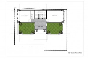 Mẫu thiết kế nhà ở 3 tầng tại Đà nẵng