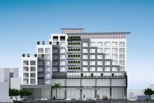 Mẫu thiết kế khách sạn 3 sao tại Thái Nguyên