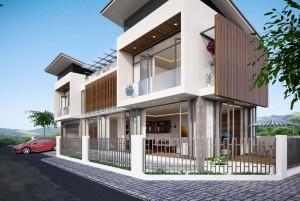 Mẫu nhà ở 2 tầng phong cách hiện đại tại Điện Biên