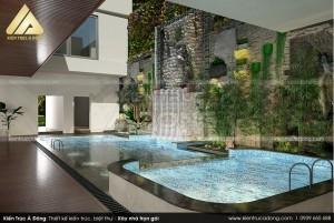 Mẫu thiết kế biệt thự 3 tầng tại Quảng Ninh
