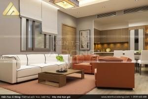 Mẫu thiết kế biệt thự 2 tầng ấn tượng tại Yên Bái