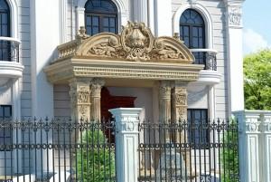 Siêu dinh thự 3 tầng cổ điển tại Long An
