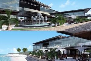 Mẫu thiết kế nhà hàng hải sản - nhà hàng tiệc cưới