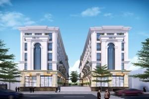 Thiết kế Trung tâm thương mại