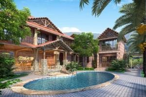 Mẫu thiết kế Homestay tại Ninh Bình
