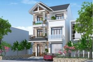 Thiết kế cải tạo biệt thự 3 tầng tại Bắc Ninh