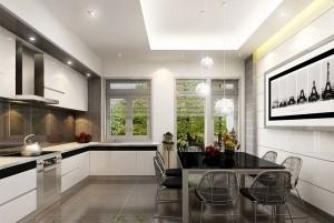 Mẫu thiết kế nhà ở 2 tầng đẹp sang trọng