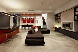 Thiết kế biệt thự hiện đại 2,5 tầng đẹp tại Hà Nội
