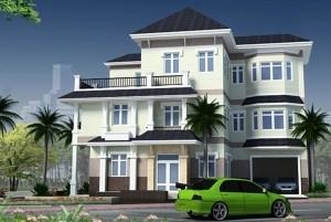Mẫu thiết kế nhà ở 3 tầng đẹp đáng sống tại TP Hồ Chí Minh