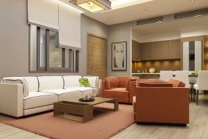 Thiết kế nhà ở hiện đại, đẹp 2 tầng ở Quảng Trị