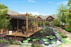 Mẫu thiết kế Khu nghỉ dưỡng Homstay tại Ninh Bình