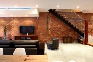 Mẫu thiết kế nhà ở 2,5 tầng đẹp tại TP Hồ Chí Minh