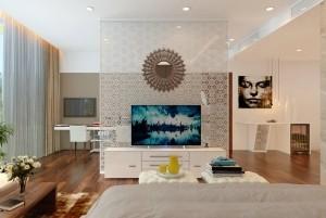 Thiết kế nhà ở phong cách hiện đại TP Nam Định