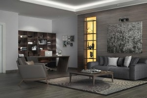 Thiết kế nhà ở 3 tầng đẹp khó rời mắt tại TP Hồ Chí Minh