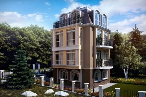 Mẫu thiết kế nhà nhà ở cổ điển 3 tầng tại thành phố Lào Cai