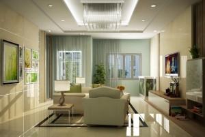 Thiết kế nhà ống đẹp phong cách Châu Âu 5 tầng sang trọng