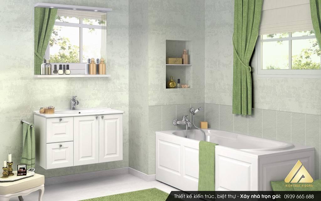 Nhà tắm theo phong thuỷ có cần chọn hướng đẹp