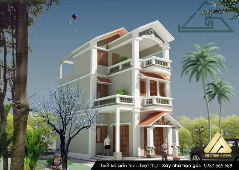 Hỏi dịch vụ thiết kế nhà phố hiện đại tại Bắc Ninh
