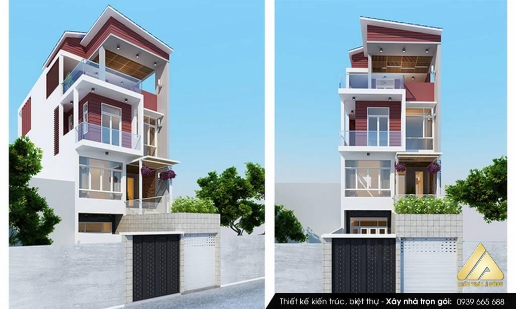 Hỏi công ty xây nhà trọn gói uy tín tại Bắc Giang