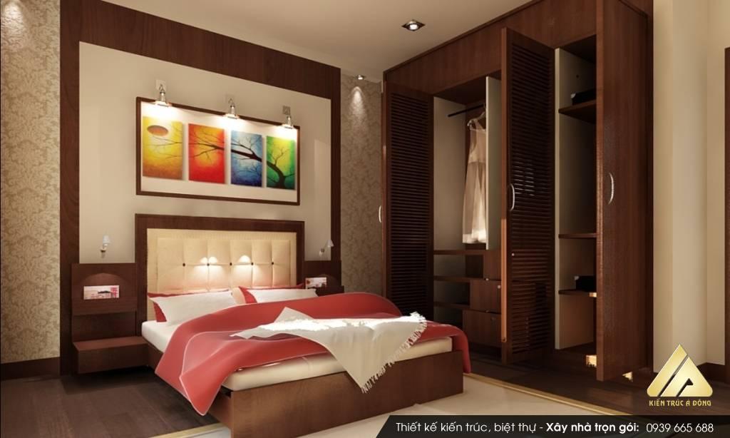 Một số lưu ý khi chọn màu sắc cho nội thất