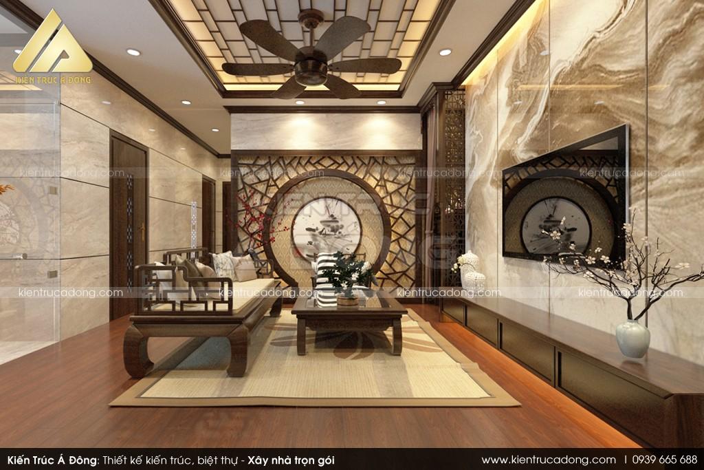 Mẫu thiết kế dinh thự 2 tầng hiện đại tại Đà Lạt