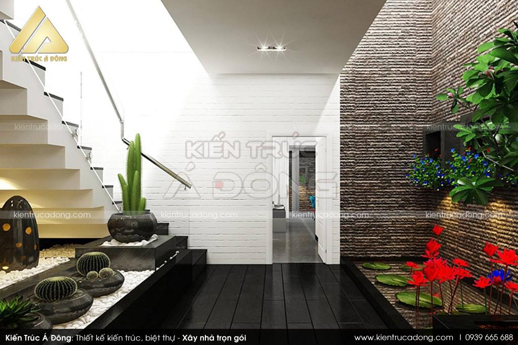 Mẫu thiết kế dinh thự 3 tầng đẹp đáng sống tại TP Hồ Chí Minh